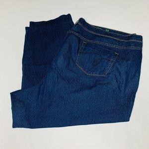 Avenue Jeans Jeans Womens Size 32 Denim Straight